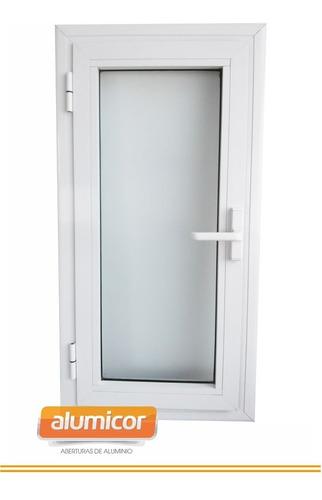 Ventana De Abrir Aluminio Modena 100x150