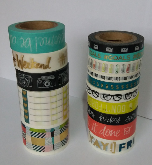 15 Washi Recollections.
