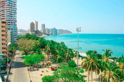Apartamentos Economicos En Santa Marta - Frente Al Mar
