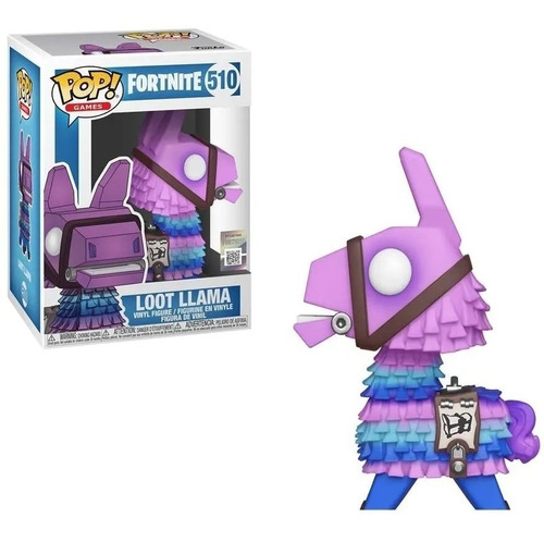 Funko Pop  Fortnite  Loot Llama Chase Overwatch Hanso
