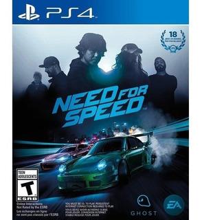 Need For Speed Ps4 Nuevo Sellado Envio Gratis