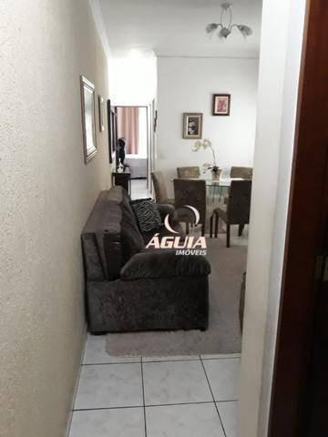 Apartamento Com 2 Dormitórios À Venda, 67 M² Por R$ 297.900,00 - Vila Humaitá - Santo André/sp - Ap2320