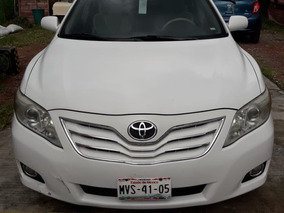 Toyota Camry 2.5 Xle L4 Aa Ee Qc Piel At 2010