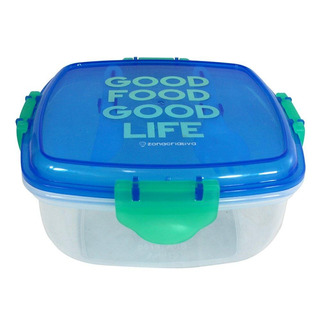Lunch Box Térmica Para Salada Good Food