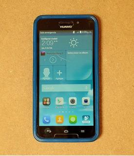Celular Huawei G620s, Memoria Extra 8gb, Movistar, Poco Uso!