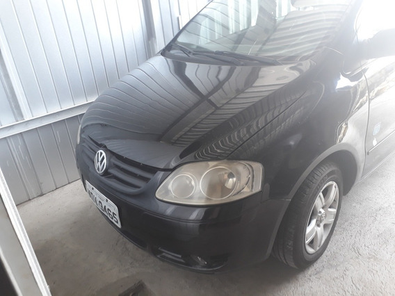 Volkswagen Fox 1.0 Route Total Flex 5p 2008