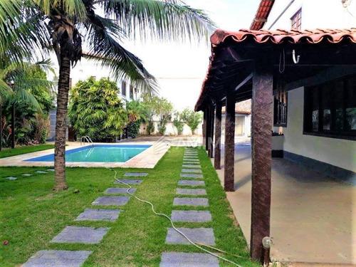 Casa Com 4 Dormitórios À Venda, 350 M² Por R$ 980.000,00 - Itaipu - Niterói/rj - Ca0494