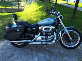 Harley Davidson Sportster Super Low 1200 2007 Equipada