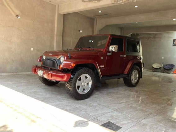 Jeep Wrangler 3.8 Unlimited Sahara 4x4 At 2007