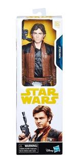 Figura De Acción Han Solo - Star Wars -cachavacha