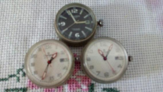 Três Relógios 2 Champion E Um Technos