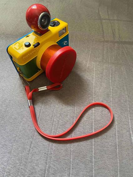 Câmera Lomography Fisheye 2 Rip Curl