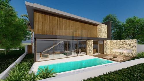 Ref: 4567 Casa Espetacular Em Construção No Tamboré 11 - 4567