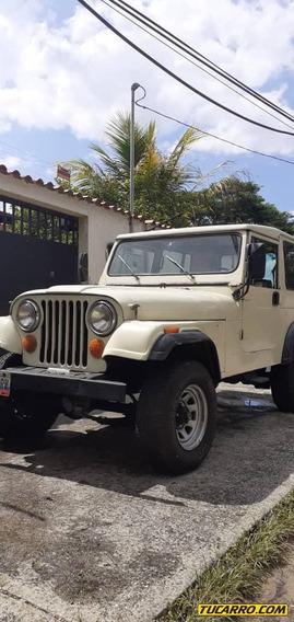 Jeep Cj Cj7 Llanero Ii