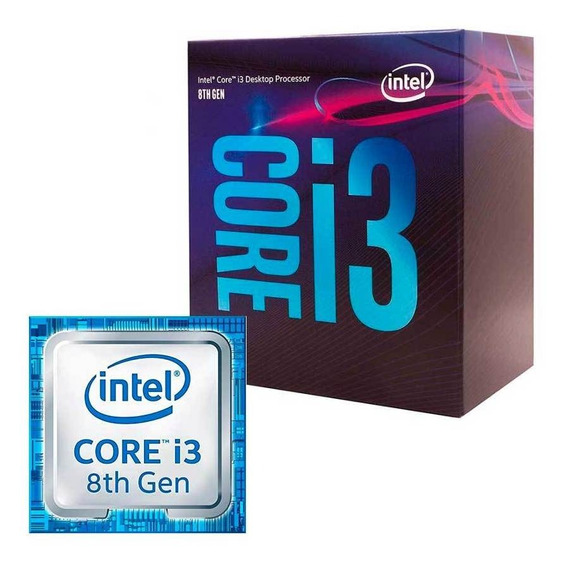 Processador Intel Core I3-8300 Coffee Lake 3.7ghz 8mb