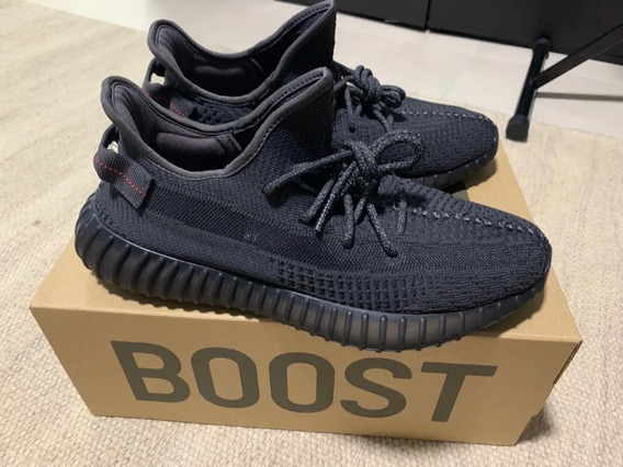 adidas Yeezy Boost V2 Static Black Masculino Original Na Cx