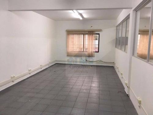 Imagem 1 de 20 de Prédio À Venda, 500 M² Por R$ 2.554.000,00 - Vila Matias - Santos/sp - Pr0005