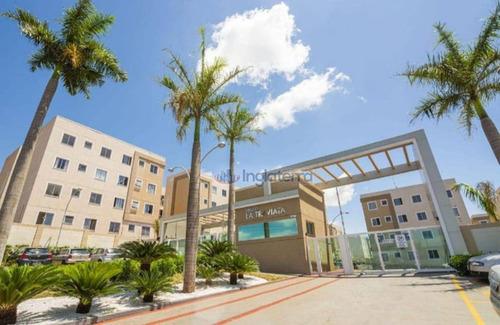 Apartamento Com 2 Dormitórios, 45 M² - Venda Por R$ 165.000 Ou Aluguel Por R$ 700/mês - Spazio La Traviata - Gleba Esperança - Londrina/pr - Ap1905