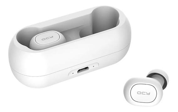 Fone Sem Fio Tws Qcy T1 T1c Q29 Bluetooth + Nfe