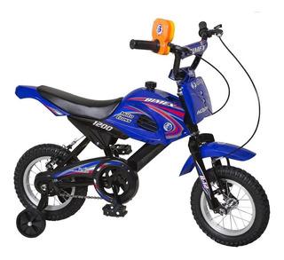Bicicleta R12 Bimex Motocross