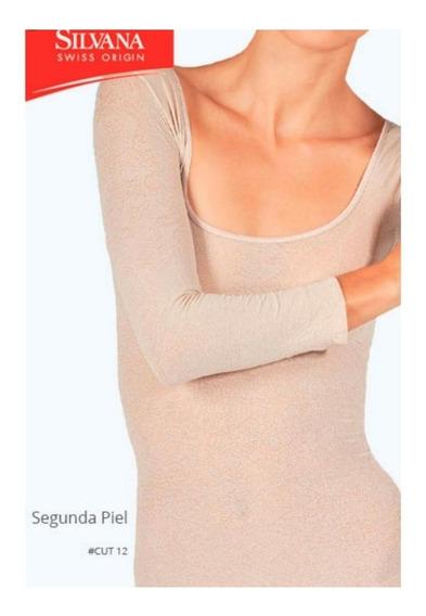 Camiseta Térmica Segunda Piel Lycra Silvana Art Cut12