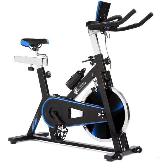 Bicicleta Estatica Centurfit 18kg Profesional Uso Rudo Fija