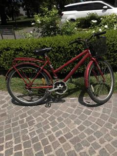 Bicicleta Playera Con Cambios Impecable