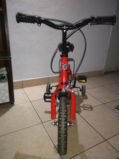 Bicicleta Dolphin Rodado 12