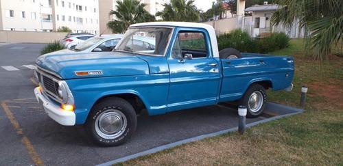 Ford F100 1979 2.3 L Ohc Gasolina