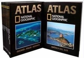 Enciclopedia Atlas Universal National Geographic Completa