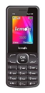 Celular Lemon Sensi 2 Lm-754 Dual Sim, Fm, Bluetooth, Fone