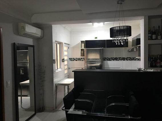 Sobrado Residencial Em São Paulo - Sp - So0097_prst
