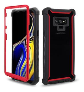 Funda Case Uso Rudo Note 9 Note 8 S8 S8 Plus S9 S9 Plus J3 2018 J7 Star 2018 Full Envio