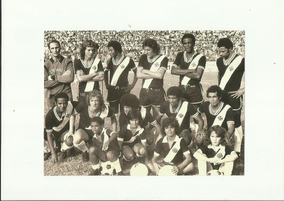 Foto Vasco Com O Time De 1973 Tamanho 15x20 Cm