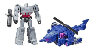 Transformers Cyberverse Megratron Chopper Cut Power Of The C