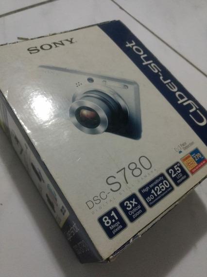 Máquina Fotográfica Cyber-shot Dsc-s780