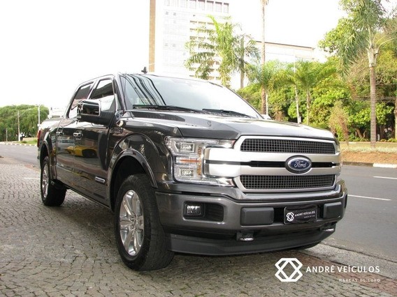 Ford F-150 3.0 V6 Platinum Cd 4wd