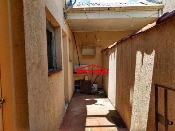 Casa Com 2 Dormitórios Para Alugar, 70 M² Por R$ 1.100/mês - Vila Constança - São Paulo/sp - Ca0806