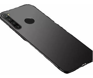 Capa Fina Fosca Flexivel Redmi Note 8 / Note 8 Pro