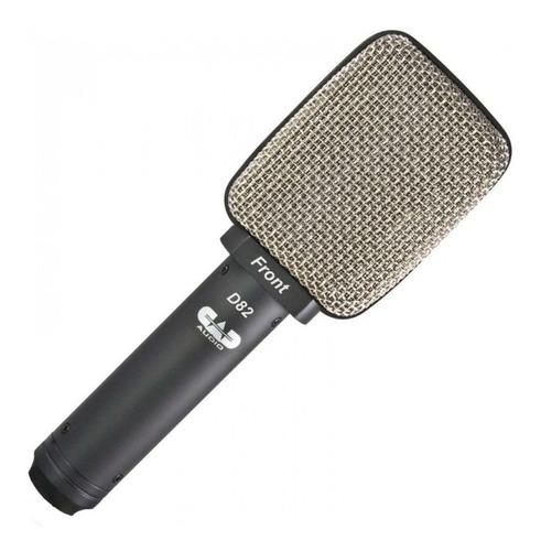Micrófono Cad Live D82 De Cinta Grande