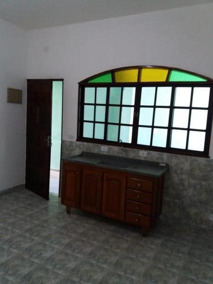Casa Para Locação Em Itapecerica Da Serra, Montezano, 1 Dormitório, 1 Banheiro - 357_2-773625