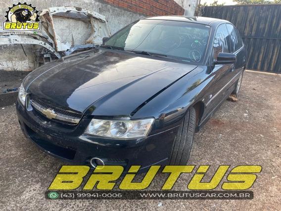 Sucata Omega Australiano 3.6 V6 2004 2005 Somente Pecas