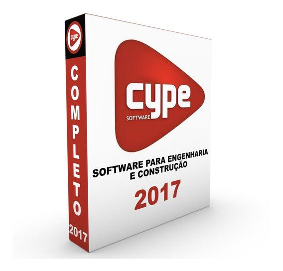 Programa Cypecad Pro 2017