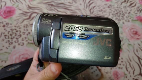 Filmadora Jvc Gz-mg20u 20gb