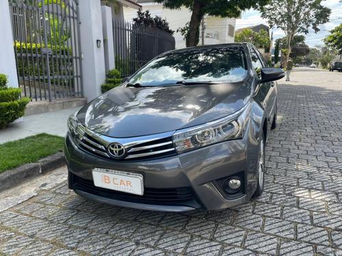 Corolla 2.0 Altis  2015 - 105 Mil Km