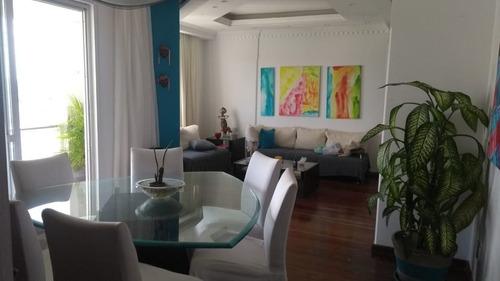 Imagem 1 de 26 de Apartamento Com 4 Dormitórios À Venda, 112 M² Por R$ 510.000,00 - Imbuí - Salvador/ba - Ap0903