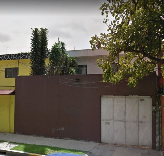 Casa Adjudicada Rio Churubusco # 397 A Unidad Modelo