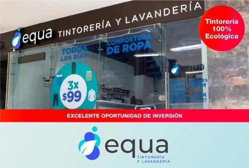 Imagen 1 de 8 de Traspaso De Tintorería / Lavandería / Planchaduría