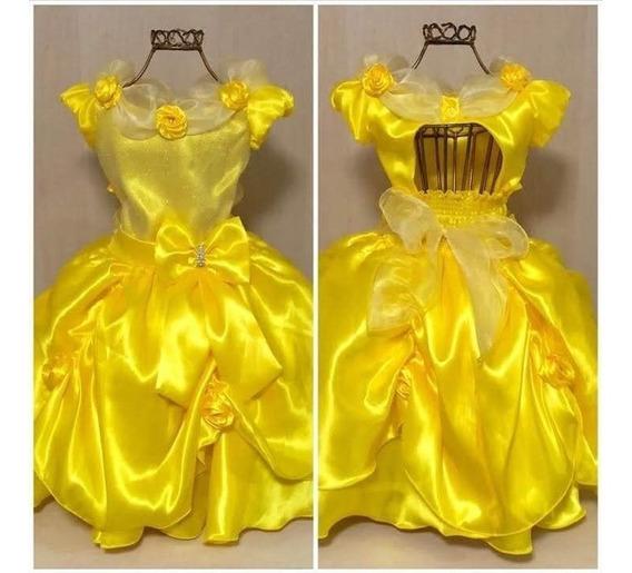 Enjoei Vestido De Festa Vestidos Amarelo Longo Com O