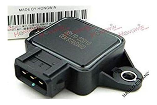 Imagen 1 de 2 de Sensor Posición Acelerador Hiunday - Kia (tps)